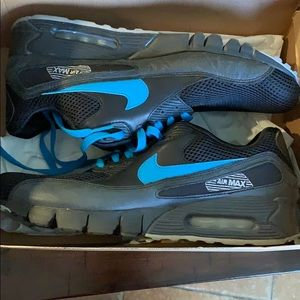 Men's Air Max size 12 in box worn once